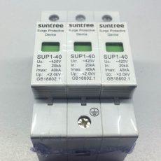 chống sét AC 3 pha 3 cực 380V, cắt sét AC chống sét AC 3 pha 3p 380V