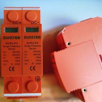 Chống sét DC 500V 2P SUP2H-PV Suntree
