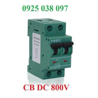 CB DC FEEO 2P 800VDC 16A FPV-63DC C16