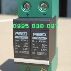 chống sét dc 800VDC feeo