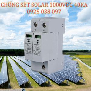 chống sét 1000VDC 2P 40kA Solar