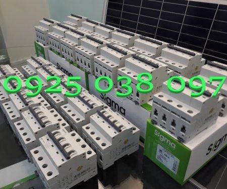 MCB DC SIGMA 1000VDC 16A