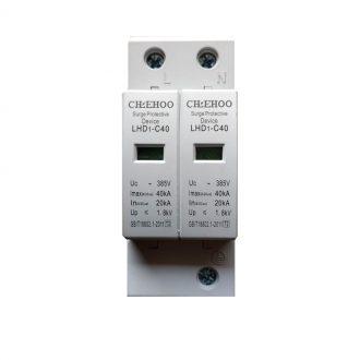 SPD AC 1 pha 220V 40kA 8/20us
