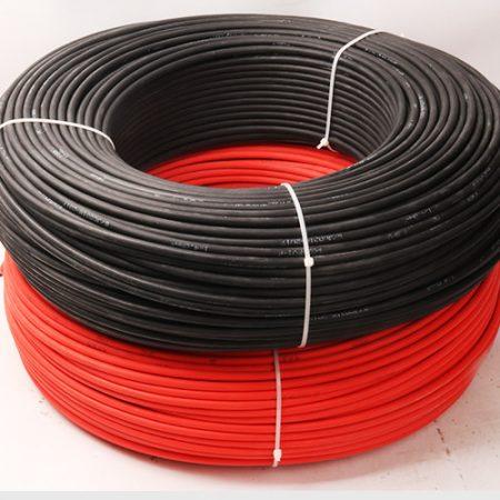 Dây DC 4.0 mm 6.0 mm 1000vdc 1500vdc 1800vdc (Solar DC Cable)