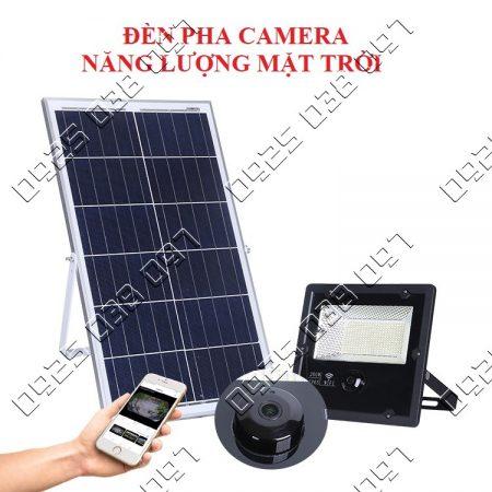 đèn camera năng lượng mặt trời