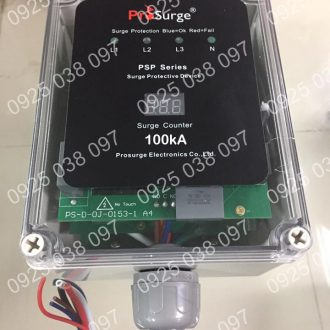 PSP347Y100K chống sét AC 3pha 100kA, cắt lọc sét 100kA