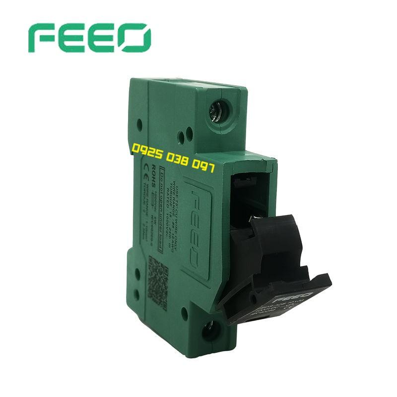 Cầu chì Feeo FDS-32 10×38 1000VDC 15A